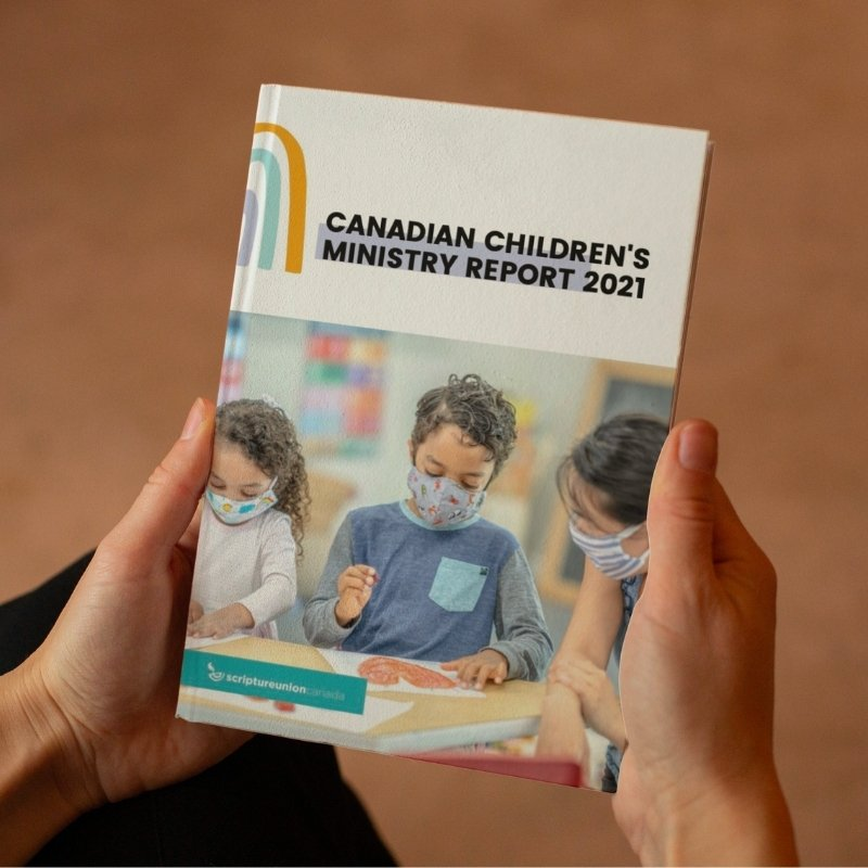 Canadian Children's Ministry Report 2021